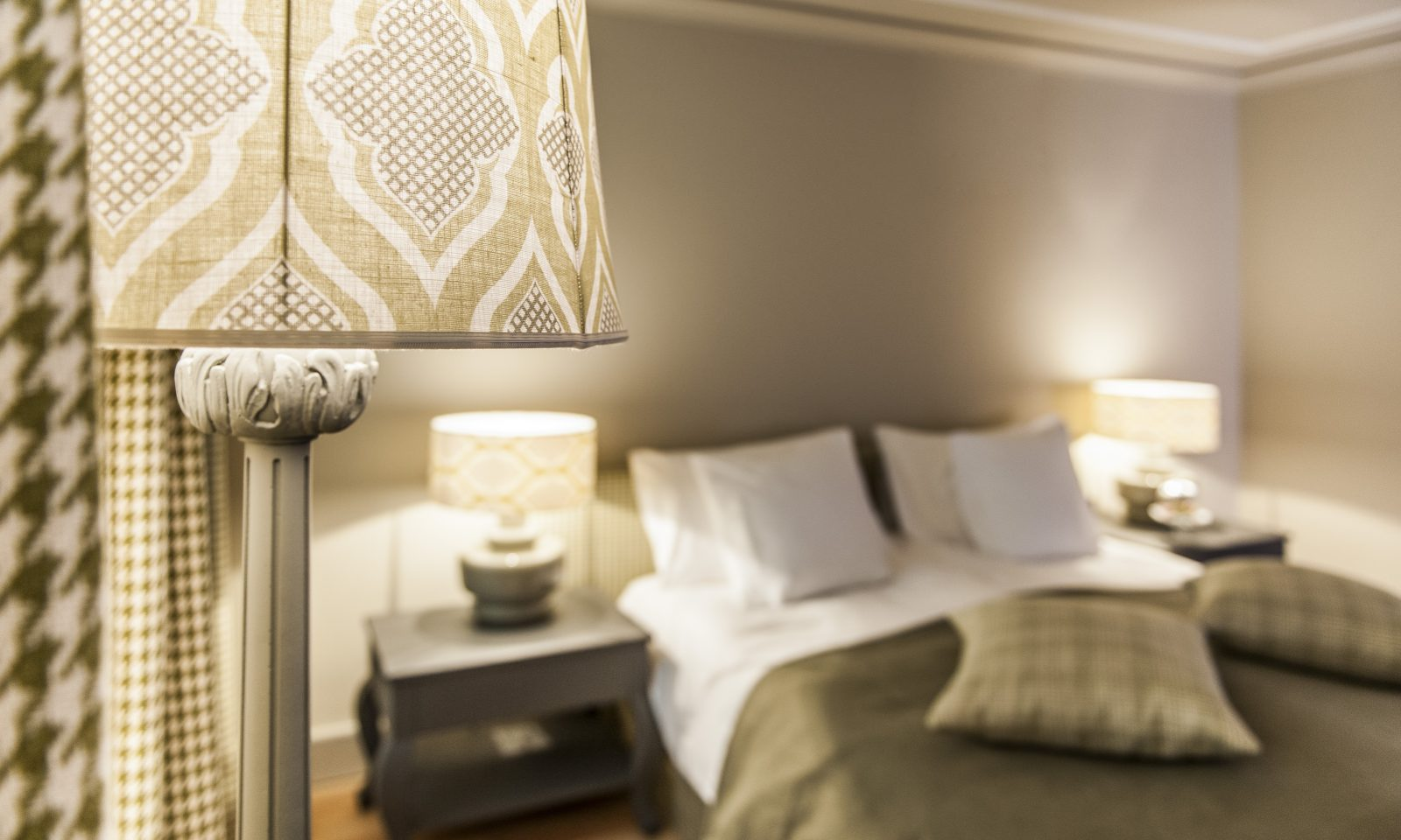 Chic Hotel Rooms in Gstaad   Le Grand Bellevue