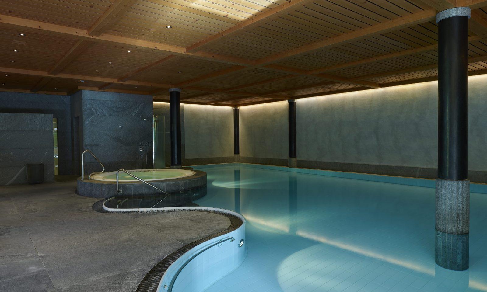 Le Grand Spa Luxury Spa Le Grand Bellevue Gstaad